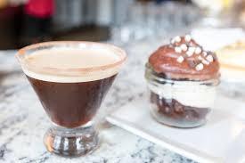 chocolate espresso martini dessert cocktails carmella u0027s