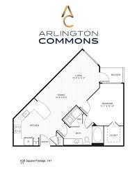 Arlington House Floor Plan Arlington Commons Arlington Tx Apartment Finder