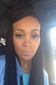 medium box braids with human hair best 25 small box braids ideas on pinterest small box braids