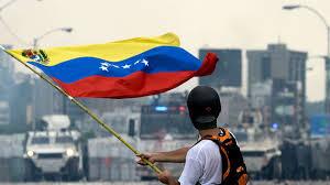 Flag Im Am Rande Des Kriegs Das Müssen Sie über Die Krise In Venezuela