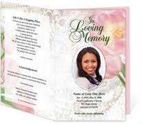 printing funeral programs printing of funeral programs afritrada free ads africa