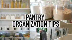 pantry organization tour 10 tips for an organized pantry