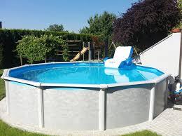 Garten Pool Aufblasbar Pools Von 120 Cm Bis 150 Cm Beckentiefe Allespool Deutschland