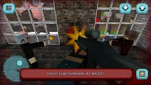 scary apk scary craft five nights of survival horror apk