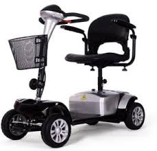 Scooter Chair Ecv Off Road Disability Elderly Power Mobility Scooter Ind508