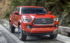 redesign toyota tacoma 2018 toyota tacoma reviews changes price auto car previews