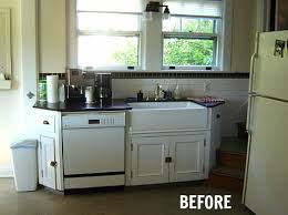 cottage kitchen furniture before after s cottage kitchen makeover hooked on houses