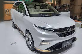 Daihatsu Mpv Daihatsu Dn Multisix Mpv Concept Unveiled Autocar India