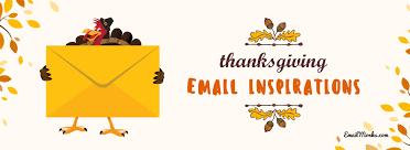 thanksgiving email templates eliolera