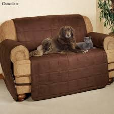 Sofa Cover For Reclining Sofa Ultimate Pet Furniture Protectors With Straps