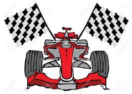 cartoon race car photo collection f1 car cartoon red