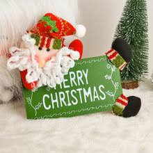 online get cheap fabric christmas tree ornaments aliexpress com