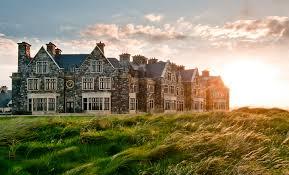 5 star hotels in ireland trump doonbeg