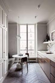 joseph cuisine design maison bois avec cuisine moderne en bois sol en parquet