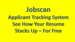Best Resume Format For Ats by Jobscan Applicant Tracking System Jobscan Ats Youtube