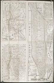 map of manhattan new norman s simplified maps of new york city the standard