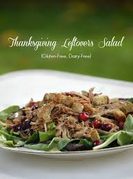 easy thanksgiving leftovers salad jpg