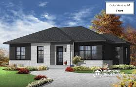 contemporary modern house house plan w3138 detail from drummondhouseplans
