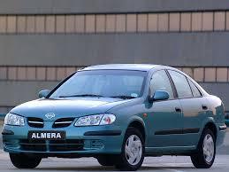 nissan almera 2002 almera n16
