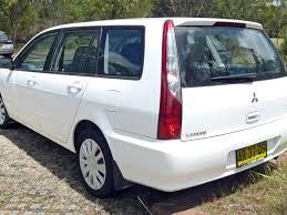 mitsubishi wagon lancer es wagon