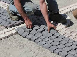 Sub Base For Patio by How To Install A Cobblestone System How Tos Diy