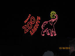 christmas lights easy on the eye denver zoo lights tickets at