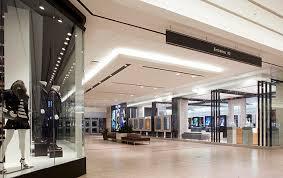 markville shopping centre gabriel mackinnon lighting design
