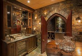 timber frame home interiors riverside timber frame eclectic home bar calgary by kevin