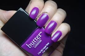 butter london brummie swatches nail lacquer uk