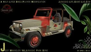 93 jeep wrangler jeep wrangler 93 jurassic park serie image mod db