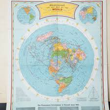 Tropic Of Cancer Map The Ultimate Flat Earth Map Collection Aplanetruth Info