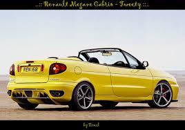 renault megane 2004 tuning modelli renault megane cabrio portuguese petrol head cabrio talk