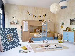 Habitat Bunk Beds Retour En Enfance Avec Milk X Habitat Rooms Bedroom