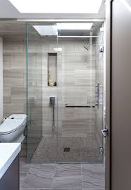 shower tiles ideas bathroom contemporary with gray stone wall gray