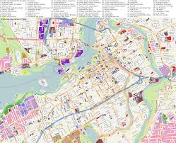 Ottawa Canada Map City Maps Ottawa