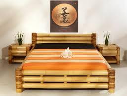 chambre en bambou design de chambre a coucher 7 jolies variantes pas cher pour un