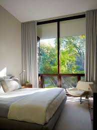 Floor To Ceiling Curtains Impressive Ceiling Curtain Track Vogue Other Metro Modern Bedroom