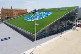 tetto padiglione tetti verdi all expo di idee green