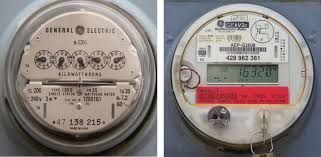 plug in electric meter wiring diagram components