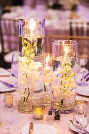 Wedding Centerpieces Floating Candles And Flowers by Centerpieces 10 Exotic Submerged Flower Wedding Centerpieces 3