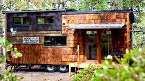 Tiny Home Design Modern Rustic Modern European Inspired Fully Equipped Tiny Home Small