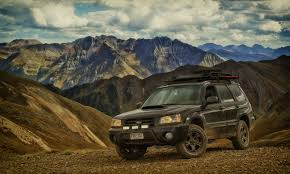 brown subaru forester lifted subaru forester sf google search subaru forester