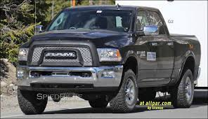 blacked out dodge truck 2015 2017 ram power wagon road trucks