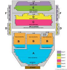 orchestra floor plan ahmanson theatre seating chart ahmanson theatre los angeles ca