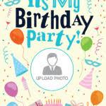 online invitation card for birthday online invitation card maker