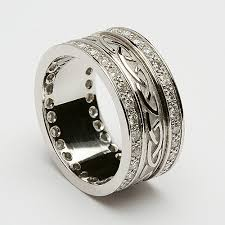 celtic wedding rings gorgeously designed celtic diamond wedding rings for your