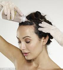 Wash Hair Before Coloring - does your hair dye contain the chemical feared to have killed this