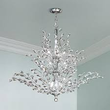 Thomasville Chandeliers James R Moder Florale Collection Silver 41