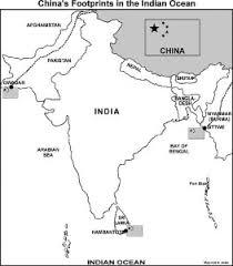 Iron Curtain Political Cartoon China U0027s String Of Pearls Vs India U0027s Iron Curtain