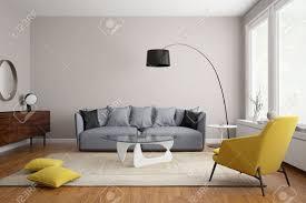 salon canap gris incroyable salon canapé gris salon moderne scandinave avec canap